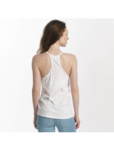 Billabong Mujeres Tank Tops Essential Point in blanco