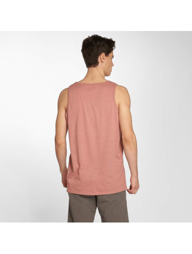 Billabong Hombres Tank Tops All Day in rosa