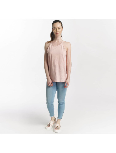 Billabong Mujeres Tank Tops Essential Point in rosa