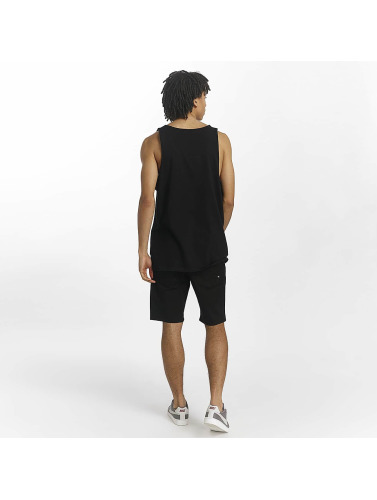 Billabong Herren Tank Tops Cross Section in schwarz