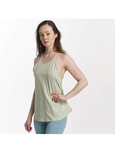 Billabong Mujeres Tank Tops Essential Point in verde