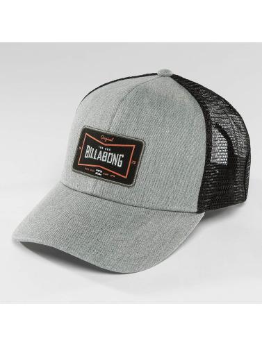 Billabong Trucker Cap Walled in grau