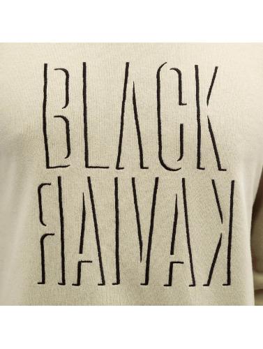 Black Kaviar Herren Pullover Kalti in beige