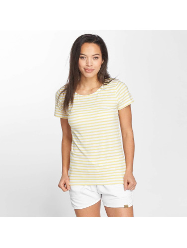 Blend She Mujeres Camiseta Jemima S in amarillo