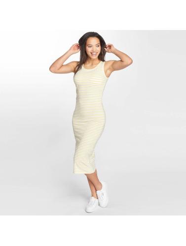 Blend She Damen Kleid Jemima S in gelb