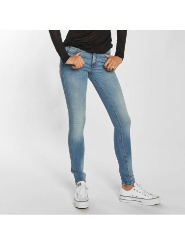 Blend She Damen Skinny Jeans Bright Azura in blau