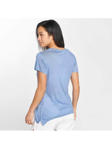 Blend She Damen T-Shirt Vibe R in blau