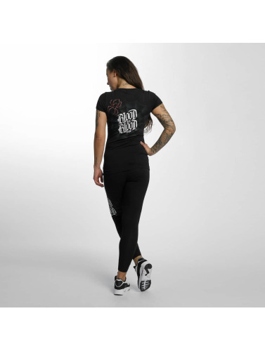 Blood In Blood Out Mujeres Camiseta Ranio Negro in negro