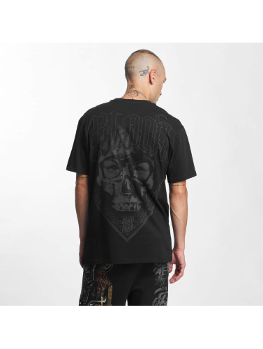 Blood In Blood Out Hombres Camiseta Tóxico in negro