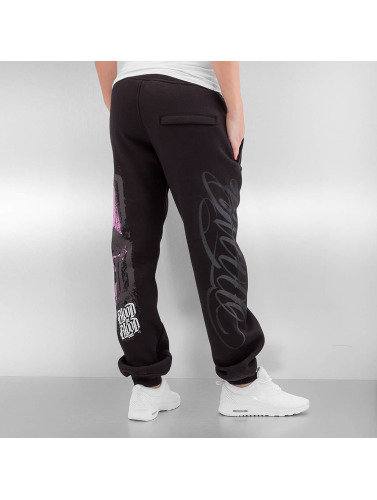 Versandrabatt Authentisch Blood In Blood Out Damen Jogginghose Calavera in schwarz 2018 Neueste MCfvVa