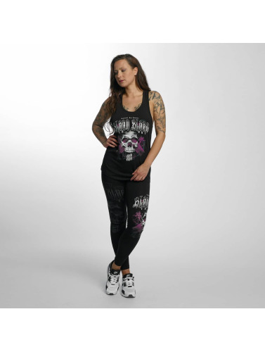 Blood In Blood Out Damen Legging Black Honor in schwarz Günstig Kaufen 100% Original Perfekt jssqqz
