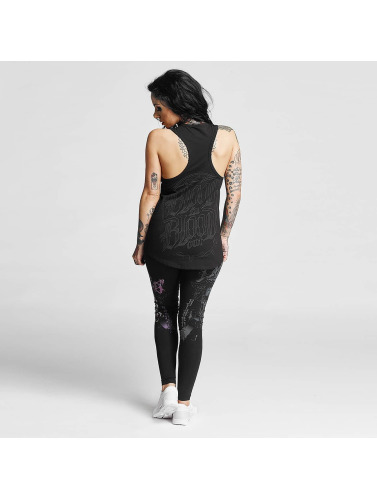 Blood In Blood Out Damen Legging Loco in schwarz