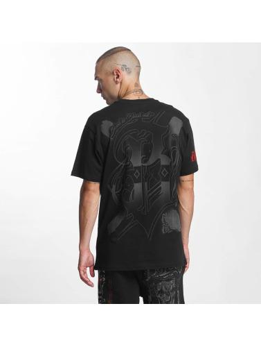 Blood In Blood Out Herren T-Shirt Escudo in schwarz