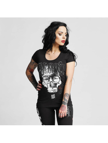 Blood In Blood Out Damen T-Shirt Tóxico in schwarz