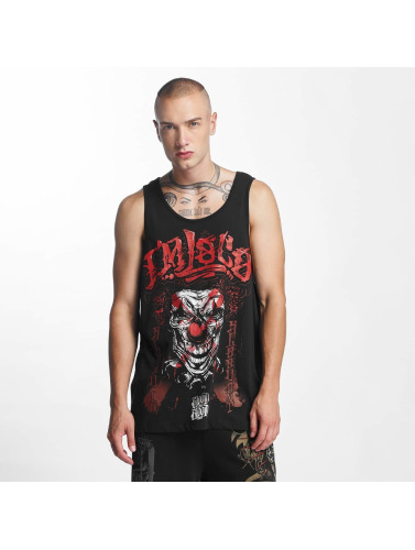 Blood In Blood Out Hombres Tank Tops Loco in negro