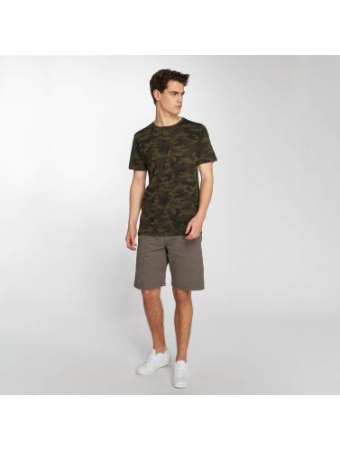 Soul Modige Menn I Khaki Skjorte Disguise mange typer online utrolig pris klaring nedtelling pakke W03uyige