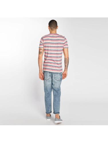 Brave Soul Hombres Camiseta Lore in colorido