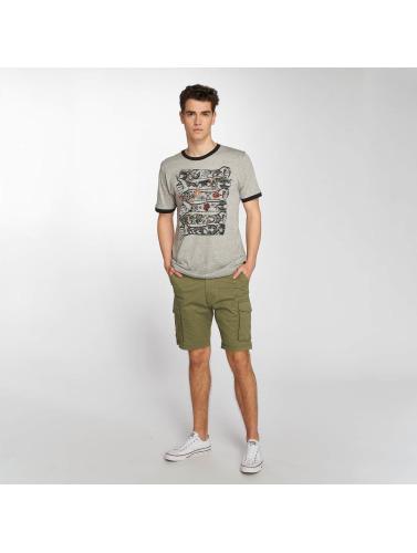 billig salg valg Modig Sjel Hombres Camiseta Drift I Gris ekstremt billig online beste tilbud for billig pris 3kVNQjKCl