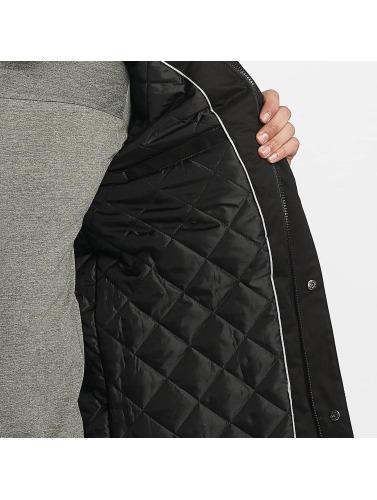 Brave Soul Hombres Chaqueta de invierno <small>     Brave Soul </small> <br />  Winter Jacket in negro