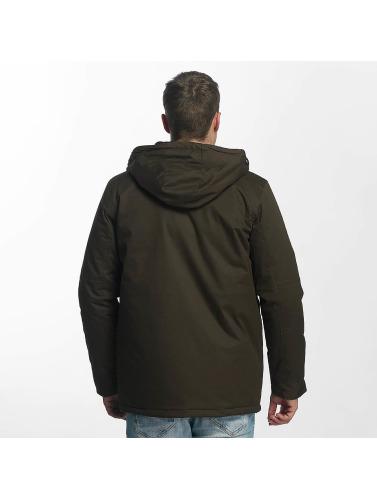 Brave Soul Herren Winterjacke <small>    Brave Soul   </small>   <br />    Winter Jacket in khaki