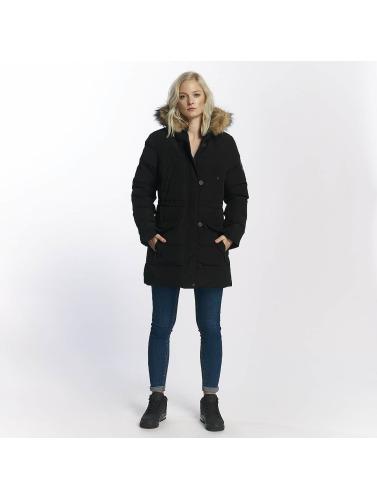 Brave Soul Damen Winterjacke Winter in schwarz