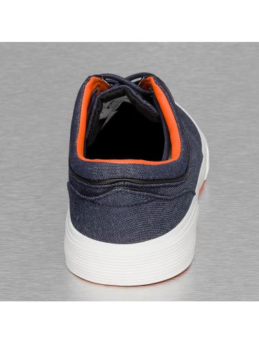 British Knights Herren Sneaker Road Jeans in blau