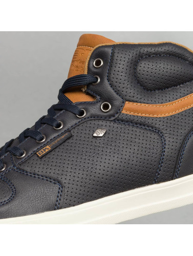 British Knights Sneaker Ranger PU in blau