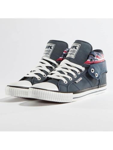 British Knights Herren Sneaker Roco PU in blau