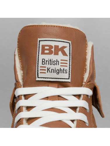 British Knights Sneaker Roco PU WL Profile in braun
