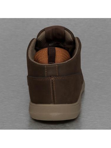 British Knights Herren Sneaker Calix PU in braun