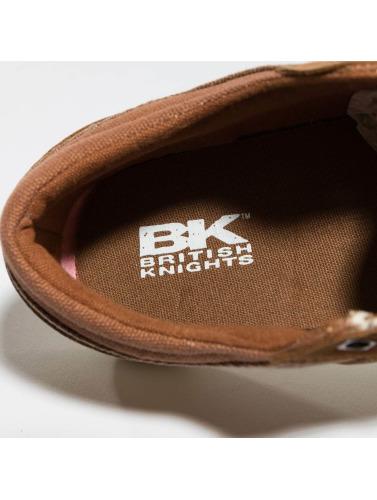 British Knights Herren Sneaker Knights Kunzo in braun