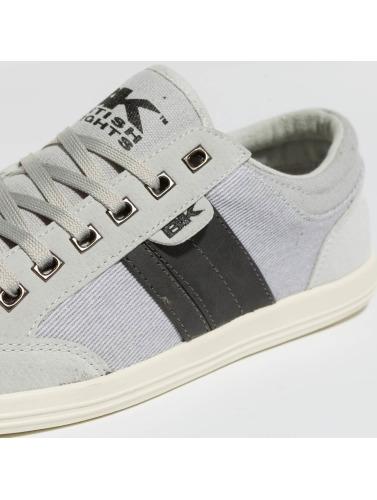 British Knights Herren Sneaker Kunzo in grau