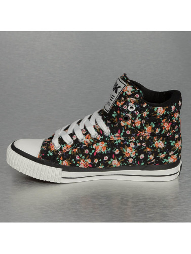 British Knights Damen Sneaker Dee Textile in schwarz