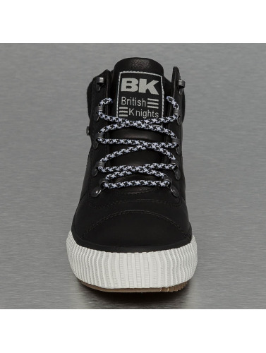 British Knights Ladies Sneaker Reckon Pu Profile In Black