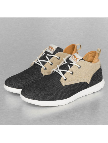 British Knights Sneaker Calix Canvas in schwarz