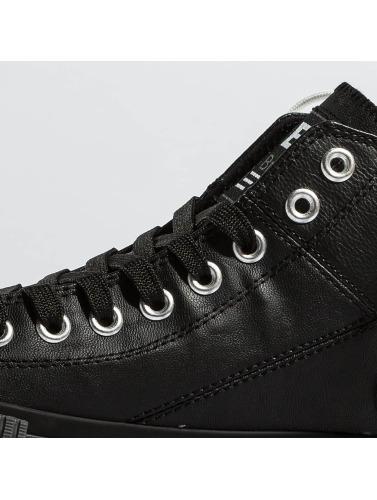 British Knights Herren Sneaker Slider PU Suede in schwarz