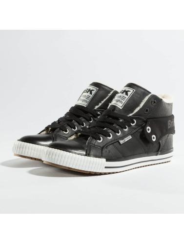Schwarz British Pu Herren Sneaker Profile Roco In Wl Knights HpHqnr48