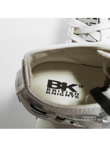British Knights Zapatillas de deporte Slider PU in blanco