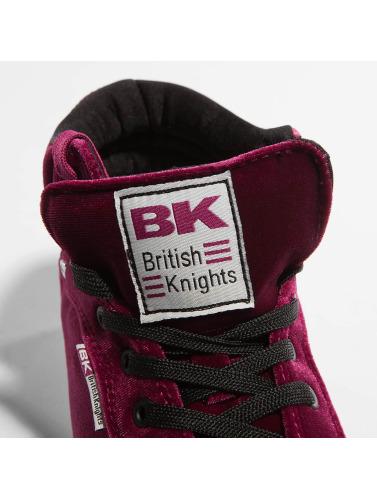 British Knights Mujeres Zapatillas de deporte Dee Textile in fucsia