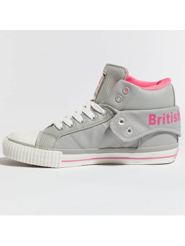 British Knights Mujeres Zapatillas de deporte Roco in gris