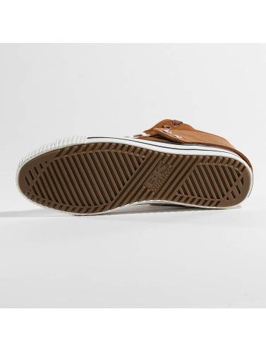 British Knights Hombres Zapatillas de deporte Roco Suede Profile in marrón