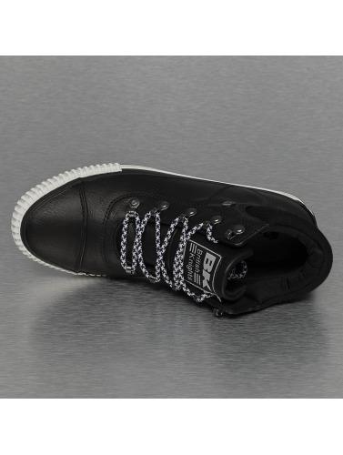 British Knights Mujeres Zapatillas de deporte Reckon PU Profile in negro
