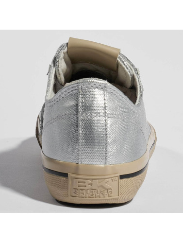 British Knights Mujeres Zapatillas de deporte Chase in plata
