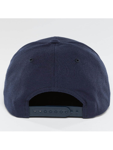 Brixton Snapback Cap Oath III in blau