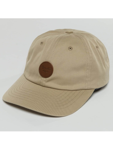 Brixton Snapback Cap Wheeler Mp in khaki