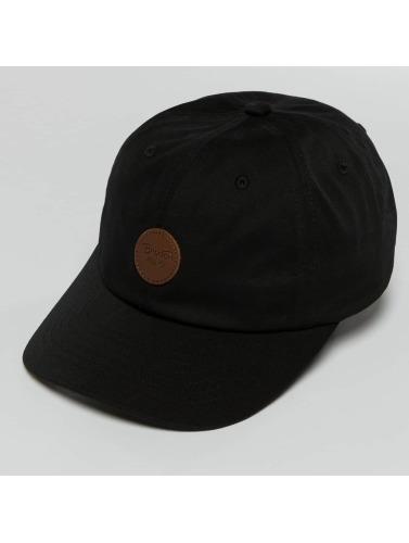 Brixton Snapback Cap Wheeler Mp in schwarz