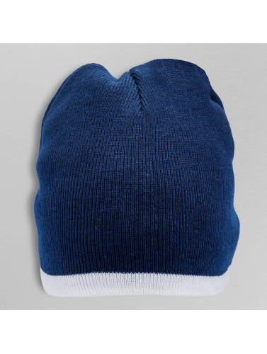 Cap Crony Beanie Single Striped in blau