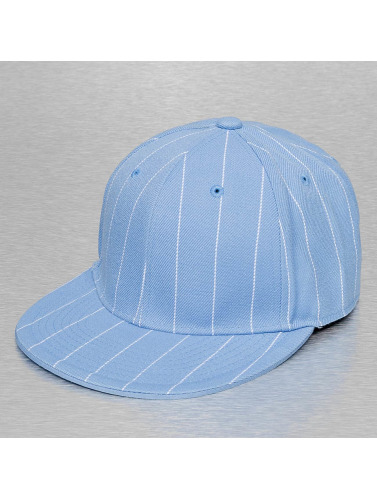 Cap Crony Fitted Cap Pin Striped in blau