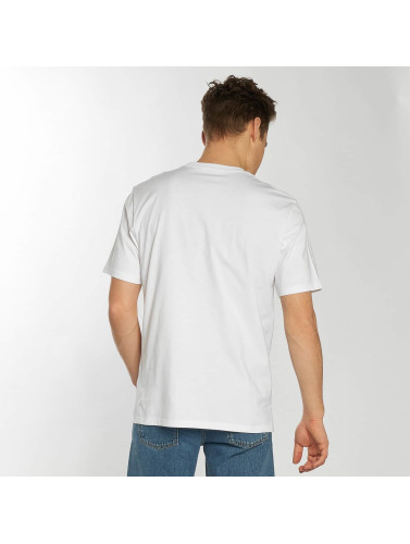 overkommelig for salg Carhartt Wip Hombres Camiseta Script In Blanco salg forsyning FshmvRlD