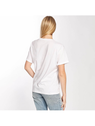 Carhartt Chase in Camiseta Mujeres blanco WIP OWqrOR